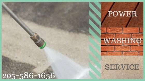 Residential Pressure Washer Service Birmingham AL
